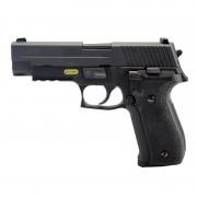 Страйкбольный пистолет (WE) P226 Rail металл (F226) Black (GGB-0355TM)
