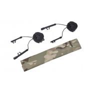 Крепление на шлем для наушников (Z-TAC) Comtac I&II (BK) Z147