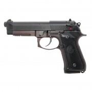 Модель пистолета (KSC) M9A1 металл