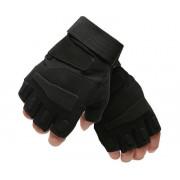 Перчатки Protection беспалые Black (L)