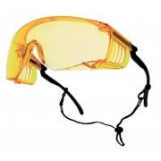 Очки защитные (Bolle) SQUALE желтые (очки на очки)