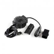 Кнопка PTT - Wireless для рации (Kenwood-BaoFeng) Z123