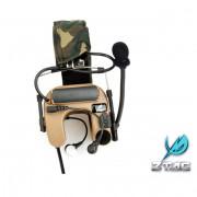 Гарнитура (Z-TAC) COMTAC IV IN-THE-EAR (DE) Z038